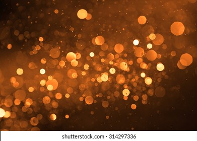 Abstract circular bokeh background, light bokeh background