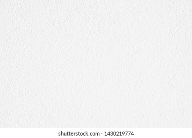 Abstract clean white paper texture, Cement or concrete wall texture background, High resolution, Empty space for text.