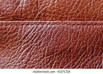 abstract close-up genuine leather background