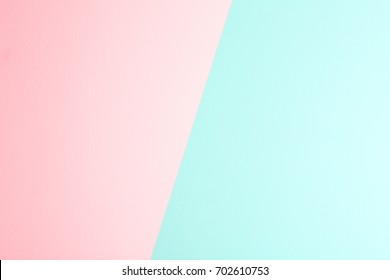Abstract color background with mint tints