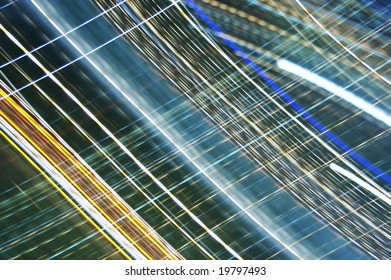 Abstract and colored Background - brown, yellow, violet and white stripes
