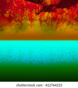 Abstract colorful background. Color graphic for web design wallpaper. Color graphics texture.