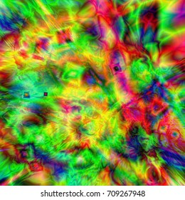 Abstract colorful background, illustration