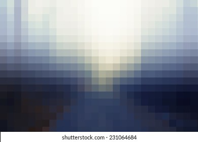 Abstract colorful pixel, colorful pattern background