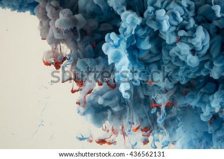 abstract colourful paint water background stock photo edit now