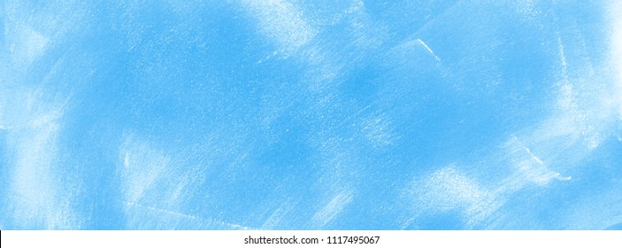 Abstract concrete texture wall blue tone ,dimention ratio for facebook cover ready used as background for add text or graphic