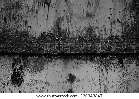 abstract corroded black wallpaper grunge background stock photo
