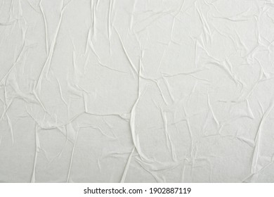 Abstract crumpled paper texture background.