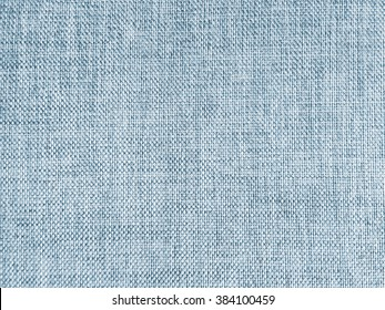 Abstract cyan blue sapphire color fabric texture background.