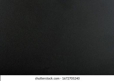 Abstract dark background. Black matte pattern  texture