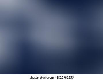 abstract dark blue blurred background, gradient