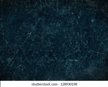 Abstract dark blue grunge background, suitable for Photoshop blending purposes