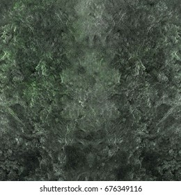 Abstract Dark Green Colorful  Background