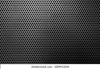 Abstract dark metal background