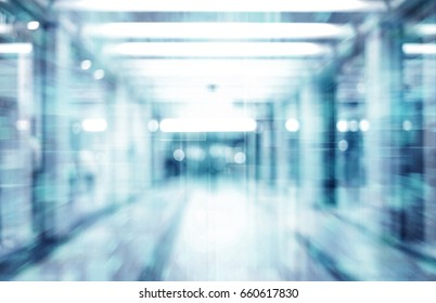 abstract defocused blurred empty space technology background