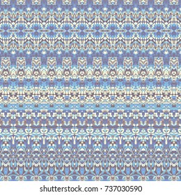 Abstract digital fractal pattern. Abstract vintage ornamental texture.
