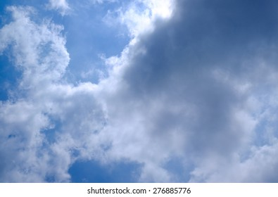 Abstract Dramatic sky with stormy clouds for background - Shutterstock ID 276885776