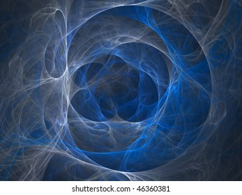 Abstract elegance background - raster fractal graphics