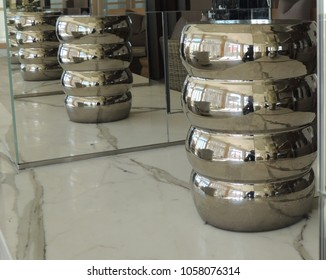 abstract endless mirror stock photo edit now 1058076314 shutterstock