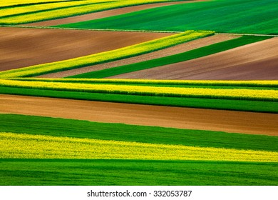 Abstract fields pattern