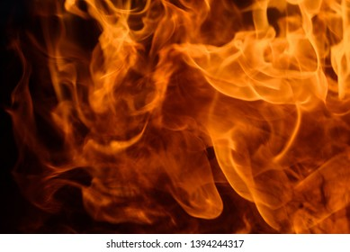 abstract fire texture background for design