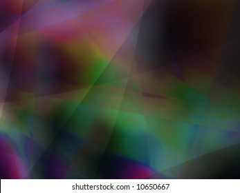 An abstract fractal in dark jewel toes make up this gorgeous fractal background.