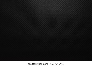 Abstract Geometric grid background Modern dark texture