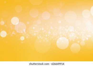 abstract gold background defocused circular facula,abstract background