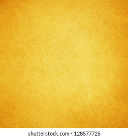 abstract gold background warm yellow color tone, vintage background texture faint grunge sponge design border, yellow paper or website template background design layout, fall autumn background image