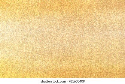 Abstract gold creative background. illustration digital.
