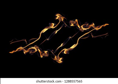Gold Smoke Images, Stock Photos & Vectors | Shutterstock