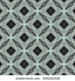 Abstract Gray Background Pattern