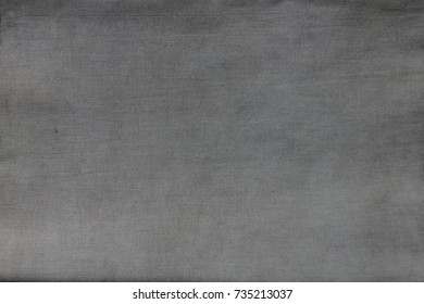 abstract gray fabric background, texture of rough flax, grunge background with space for text or image. Linen fabric texture, rug background, gray rough canvas, natural fiber