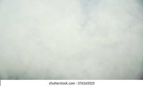abstract gray smoke in calm weather