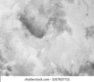 abstract gray watercolor splash background
