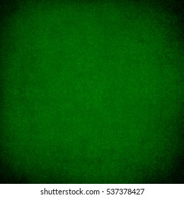 abstract green background or Christmas with bright center
