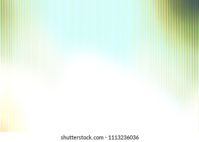 Abstract green and blue blurred line image, great for design projects and background