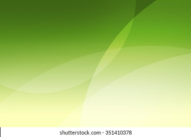 Abstract Green Transparency Background