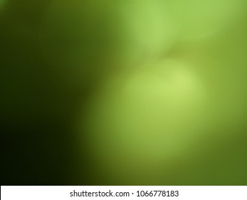 Abstract green yellow black  color lightning background.