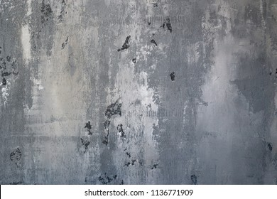 Abstract grey wall texture. Grunge cement background.