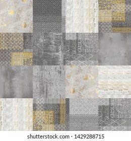 abstract grunge textile background, vintage wallpaper