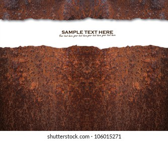 Abstract grunge texture for text