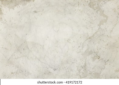 abstract, grunge wall surface. old paper texture. grungy, distressed, industrial background design. rough wallpaper with ink drops and dirty crack pattern