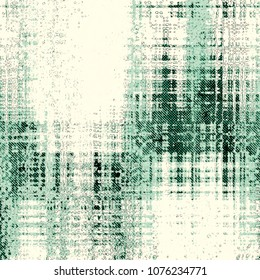 Abstract halftone texture