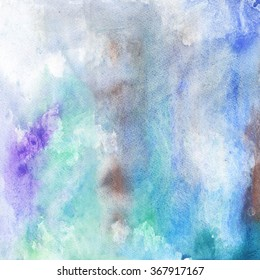 abstract handmade watercolor background grange