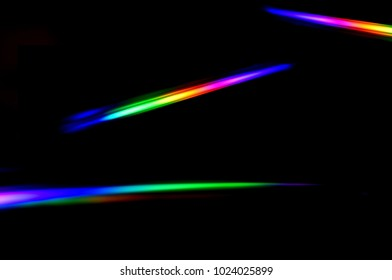abstract holographic background design
