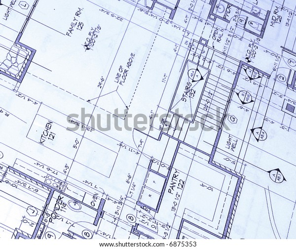 Remarkable Abstract House Plans Stock Photo Edit Now 6875353 Download Free Architecture Designs Embacsunscenecom