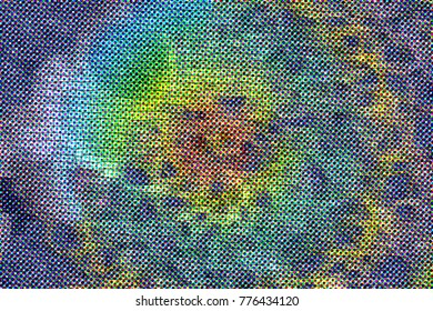 Abstract illustrations of grunge, rough or retro, conceptual. Good for design background.