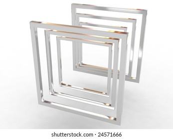 Abstract image. 3d