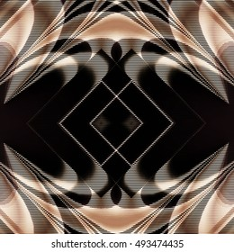 Abstract image, tapestry